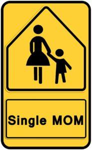 single mum ili samohrana majka